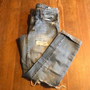 Gap Sexy Boyfriend Fit Jeans